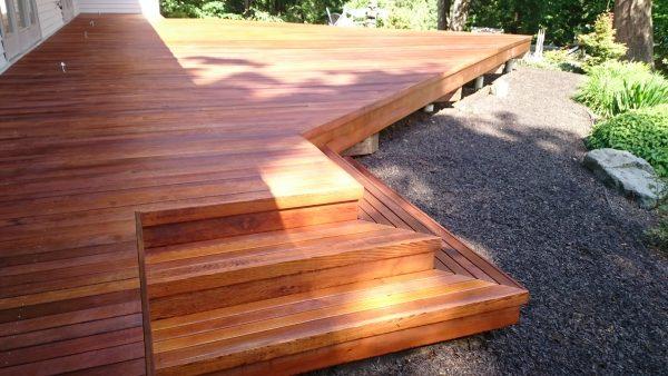 Natural Cedar tone