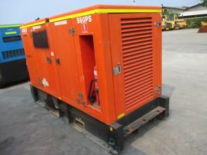 Promac S60PS Generator Set 60kva, Eng Perkins