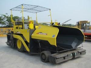 Sumitomo HA60W-3 Asphalt Finisher