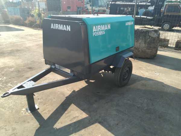 Airman PDS185S 185 Cfm Air Compressor (5)