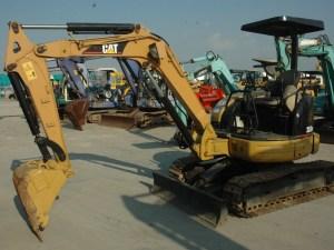 Cat 303CR Mini Excavator 3 Ton