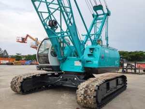 Kobelco 7055-2 Crane ( Crawler ) 55 Ton