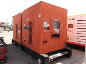 Cummins C350D5 350kva Generator Set