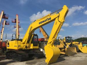 Komatsu PC200-8 Excavator Kualitas Premium