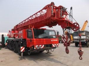 Rough Terrain Crane Tadano ATF70-4