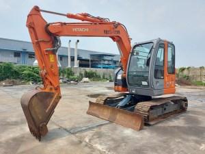 Hitachi Zaxis ZX75US Excavator Builtup