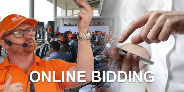 Jakarta Auctions - online bidding