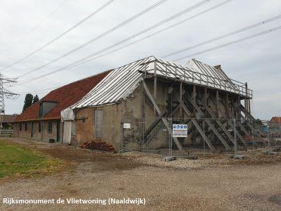 Boerderij de Vlietwoning in Naaldwijk