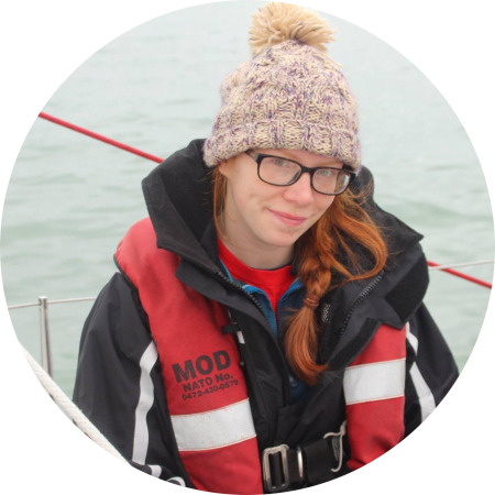 Meet Holly Vint – Deckhand