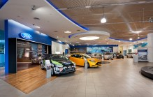 Singapore-interior-photography-ford-showroom-02