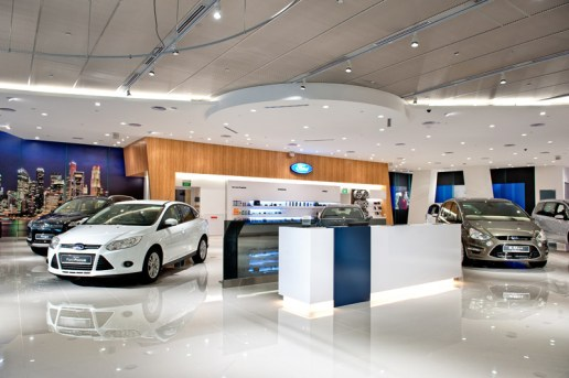 Singapore-interior-photography-ford-showroom-04