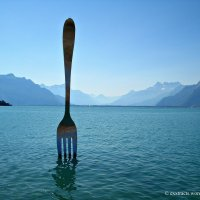 That great big Fork of Vevey
