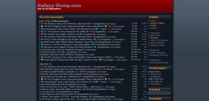 Screenshot gallery-dump.com