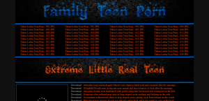Screenshot familyteen.top