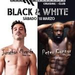 Black and White. El 18 de marzo llegan a EXXXTREME Jonathan Miranda y Peter Connor, Dos PornStars de Timtales