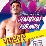 Jonathan Miranda el sabado 06 de mayo en EXXXTREME