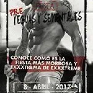 Fiesta PRE Yeguas y Sementales. Conoce como es la fiesta más morbosa y exxxtrema de exxxtreme