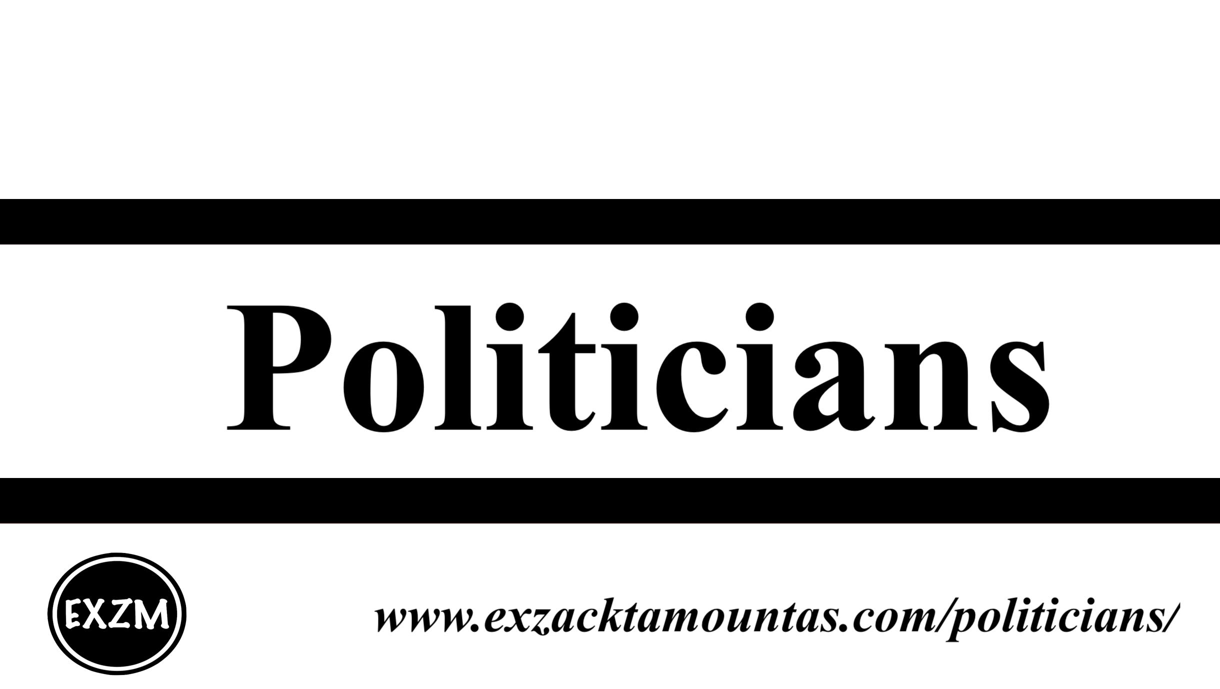 Politicians EXZM 10 11 2019 1