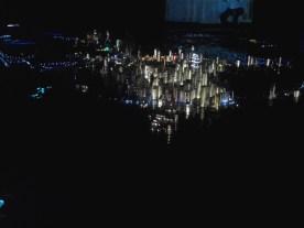 Kuala Lumpur at night...