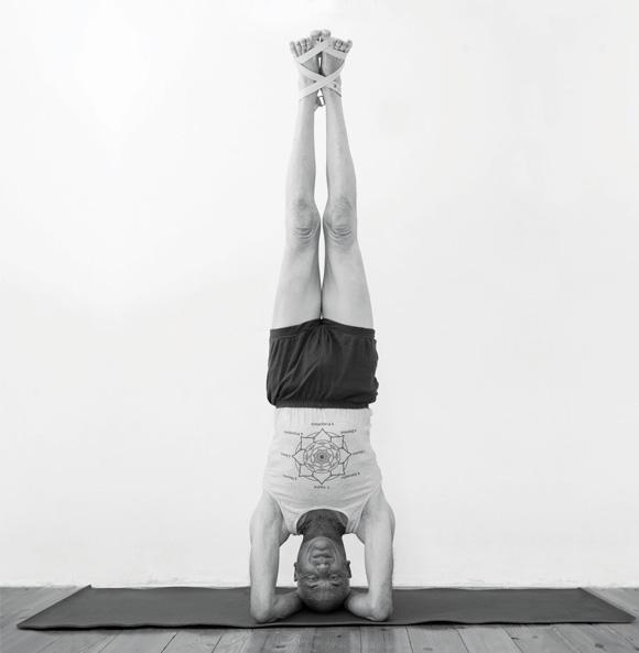 Eyal Shifroni - Inverted Asanas Benefits