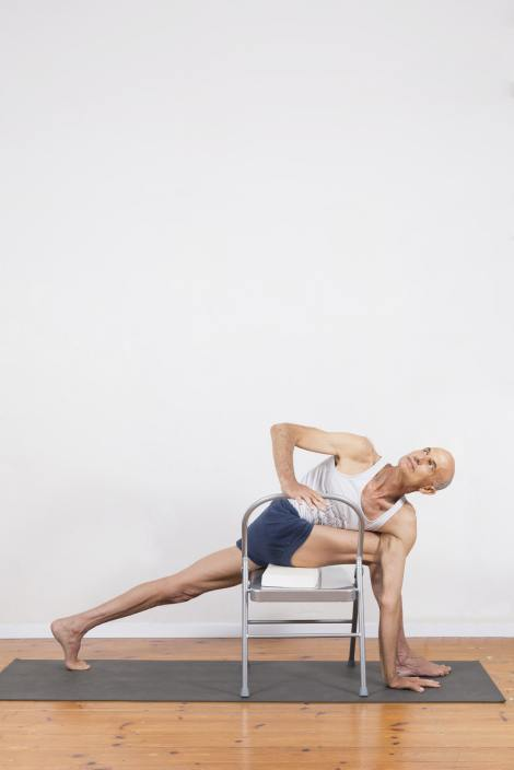 Eyal Shifroni - The Potential of Yoga Practice