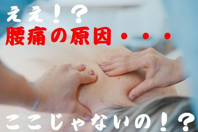 腰痛の原因は太ももから?伸ばし体操をやってみよう!