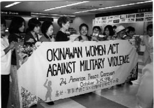 Okinawa Women Against Military Violence
