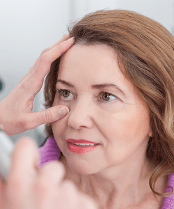 Women's Eye Exam