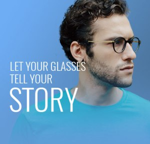 Let Your Glasses Tell Your Story - Mens Round Eye Glasses