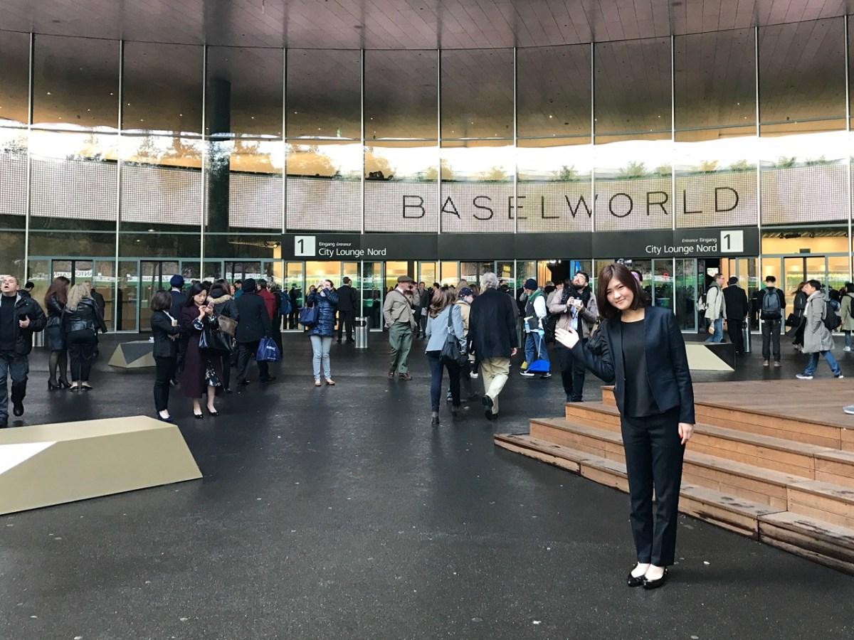 BASELWORLD 2017 START !