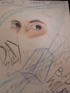 The 10th Doctor's Eyes