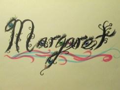 Day 207 2/3/14 Margaret=Eyes
