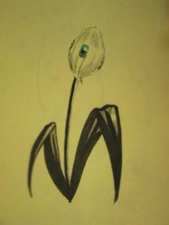 Day 278 4/15/14 Eye Tulip