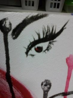 Day 303 5/10/14 Red Eye 5