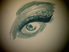 Day 335 6/11/14 Bejeweled Eye
