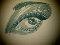 Day 336 6/12/14 Bubble Eye Jewelry