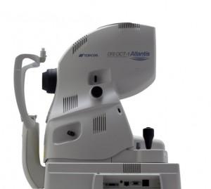OCT van Topcon © Topcon Medical