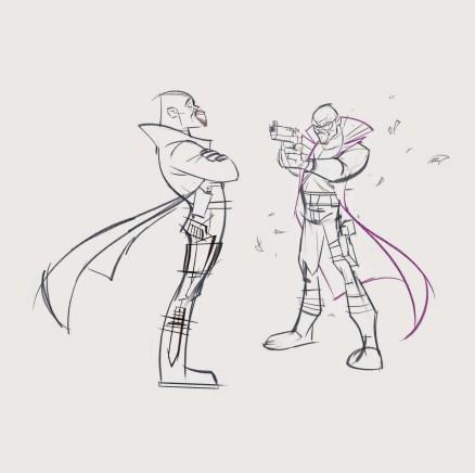 Nick Fury concept