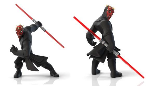 Darth Maul marketing poses. Zbrush model posed by Ninja Theory. I think Dan Crossland did these?