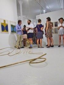 10. Alarcón Criado Galería de Arte Contemporáneo / Séville – Espagne : MP&MP Rosado (C/ Velarde nº9 41001, Seville, Espagne, T: +34954221613, info@alarconcriado.com , www.alarconcriado.com) / © Laure JEGAT 2014