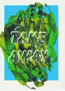 15. « Take away » est une performance culinaire proposée par le collectif Manuel, avec les Micheline et Joseph Meidan lors du vernissage et du salon à partir de 11h.