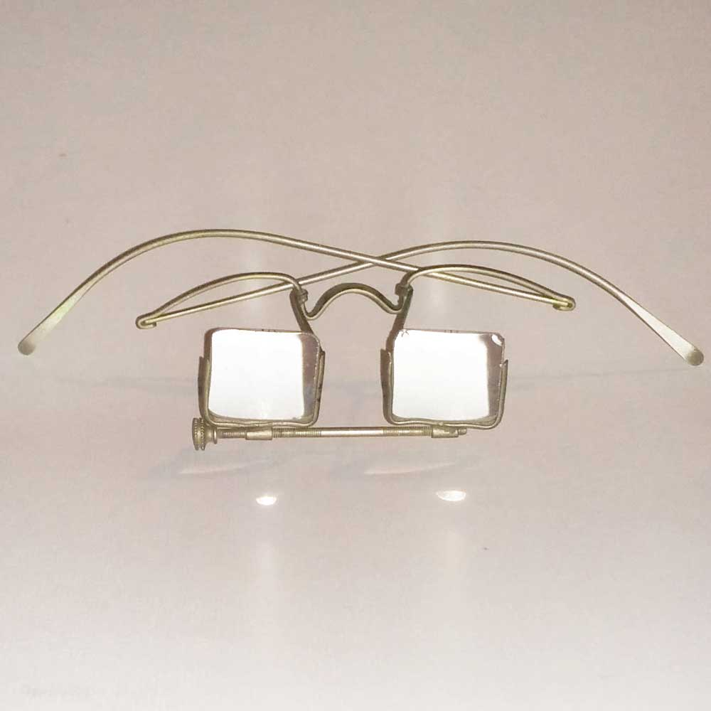 6f69c5f7a80e Beebe binocular loupe - Antique Collectible Vintage Optical ...