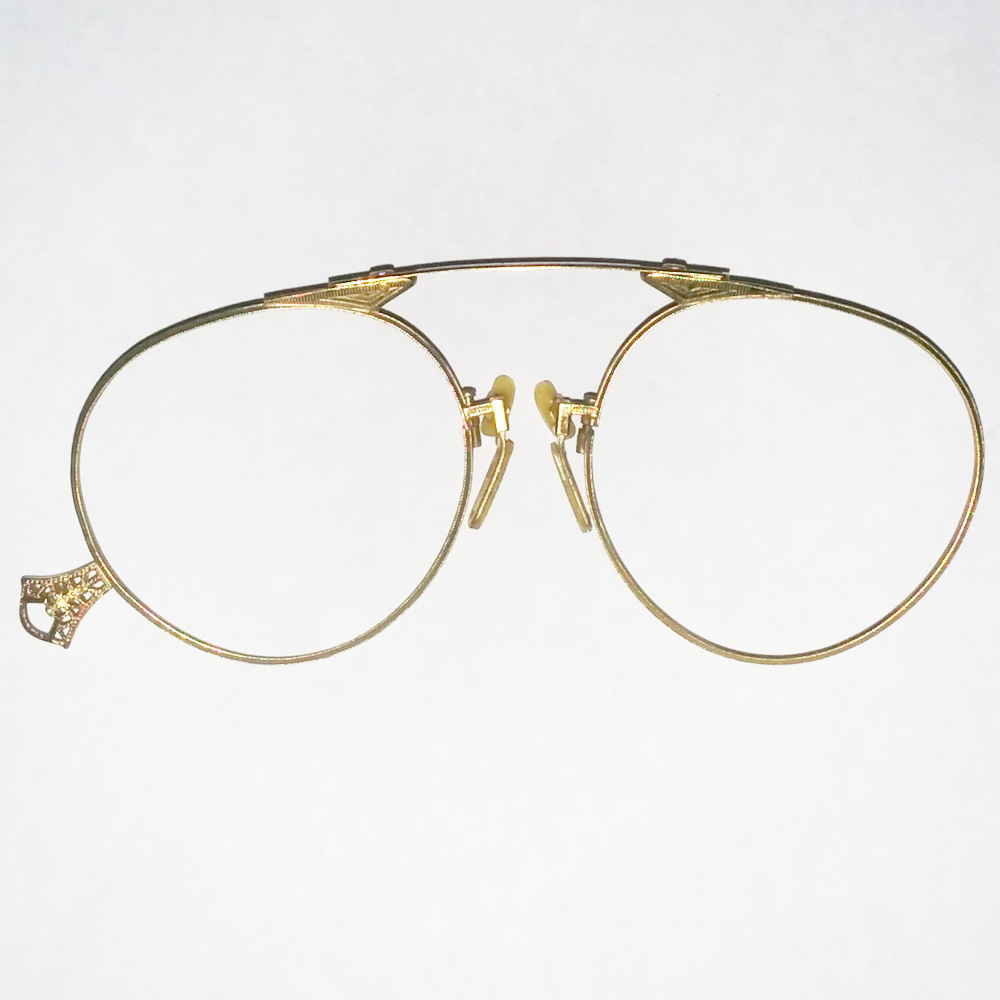 Filigree Glasses Frame