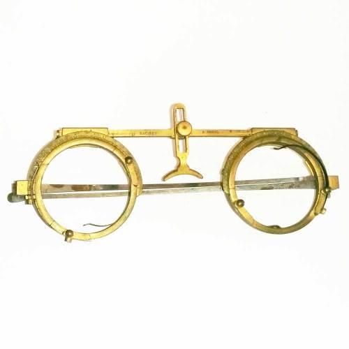 Nachet a Paris Trial Frame 1890