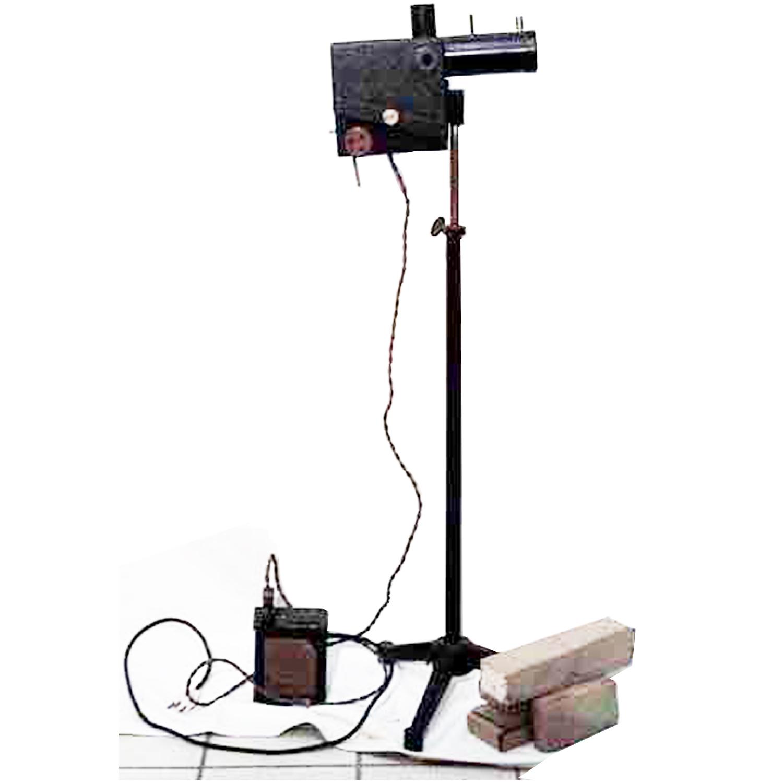 Carbon Arc Lamp Projector