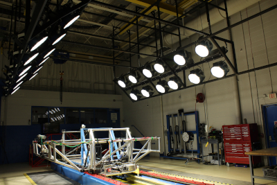 high speed imaging lighting systems