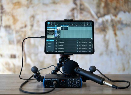 asmr video equipment