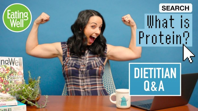 Dietitian Answers Questions about Protein | What is Protein? | Dietitan Q&A
