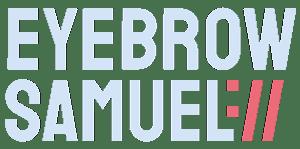 Eyebrow Samuel Logo