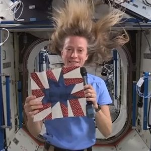 Quilts in Space